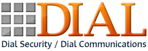 Dial Security & Communications Logo