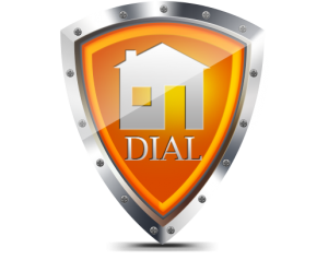 Home Security Badge - for Home Page