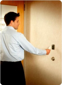 Dial Security Access Controls