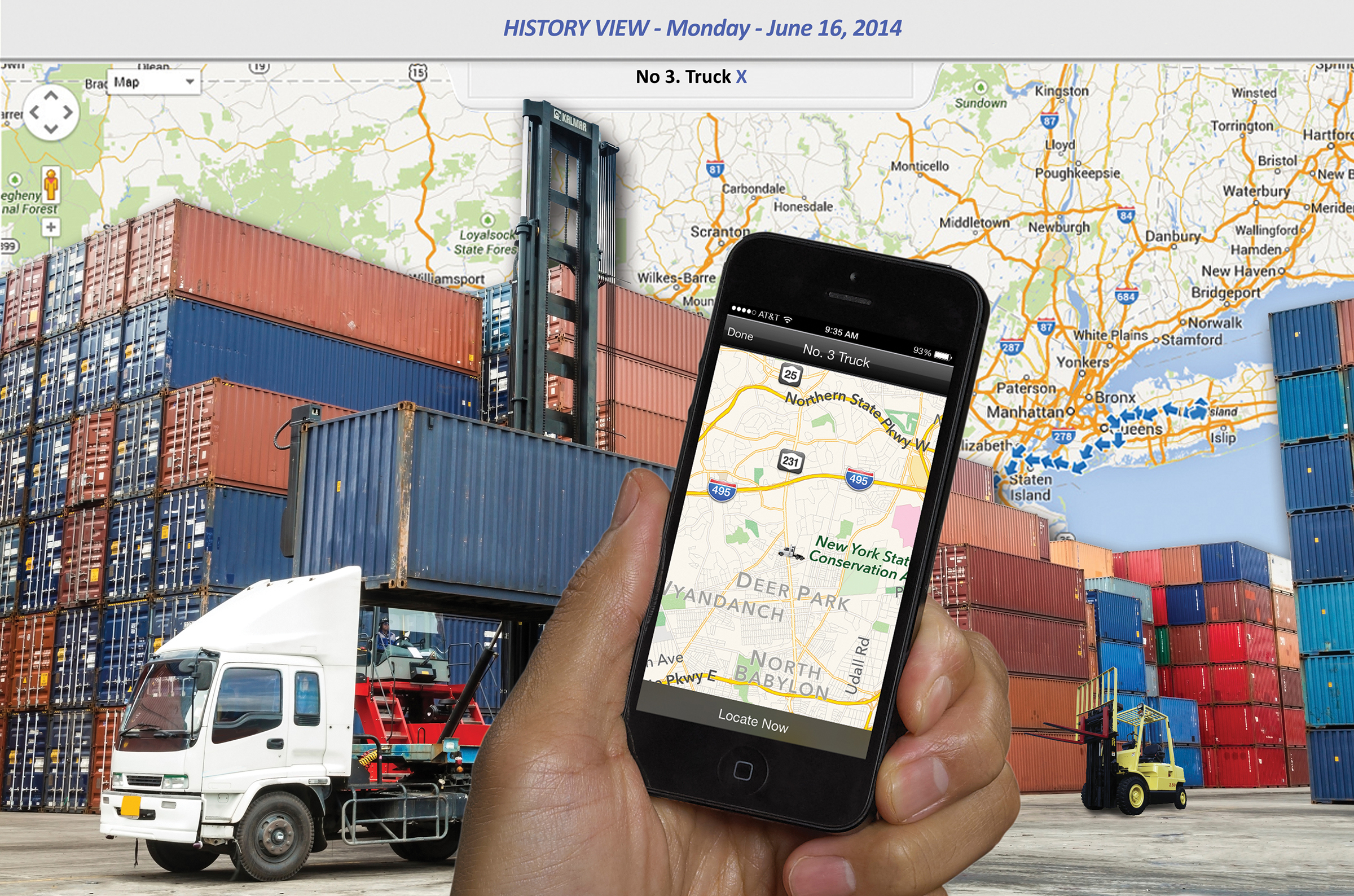 Gps Asset And Vehicle Tracking Services Dial Security