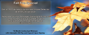 Fall Fire Special